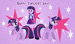 Twilight Sparkle Day