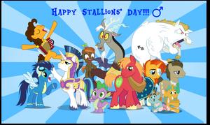 Happy Stallions' Day