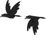 The Crows by AndoAnimalia