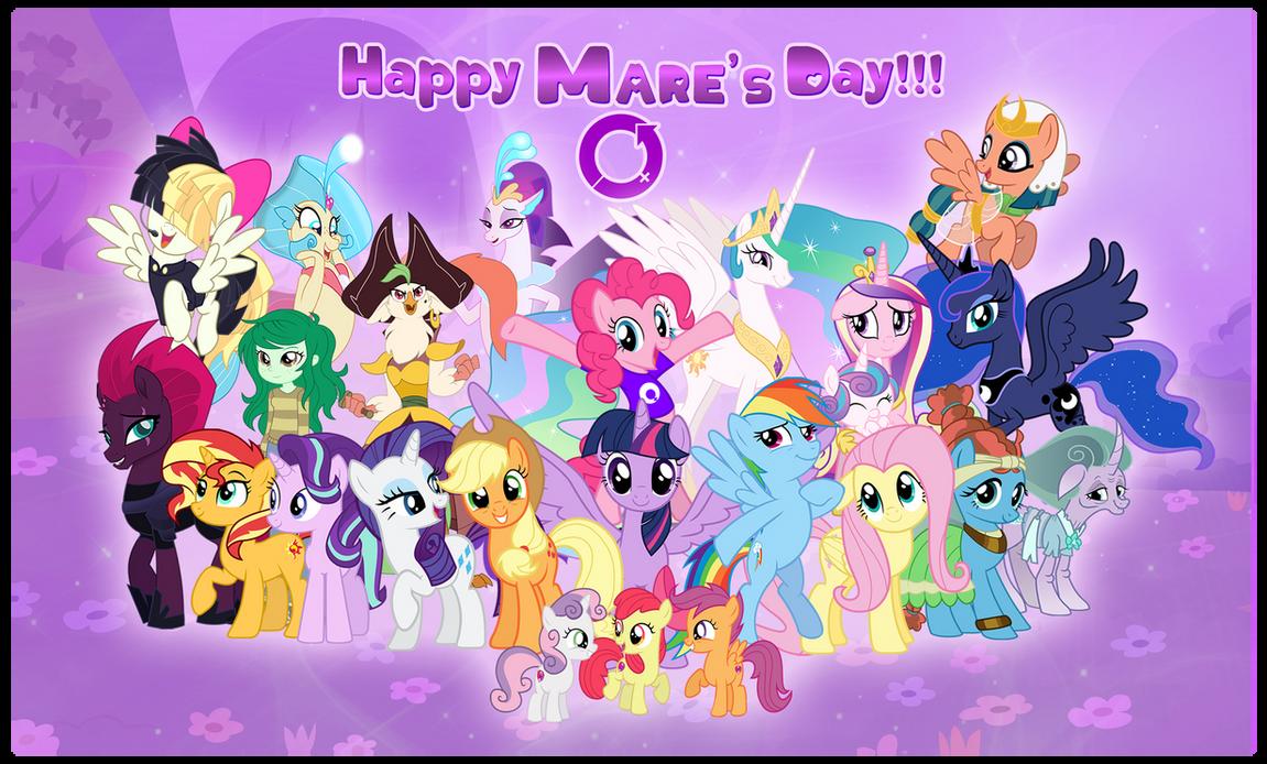 Happy Mare's Day 2018