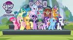 My Little Pony: Friendship is Magic Season 8 Here!