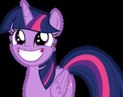 Twilight's Super Cute Smile by AndoAnimalia