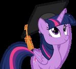 Twilight Sparkle Graduate