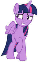 Twilight Sparkle Gushing by AndoAnimalia