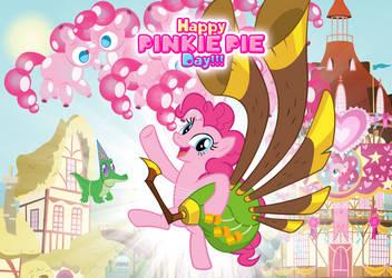 Pinkie Pie Day 2018 by AndoAnimalia