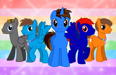 Me and My New Bronies