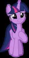 Twilight Sparkle Moved