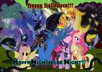Happy Halloween and Nightmare Night 2018