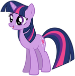 Twilight Sparkle Realizes the Spark of Friendship