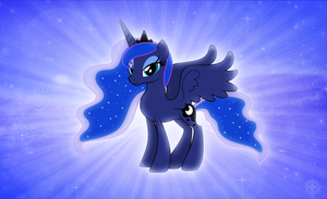 Princess Luna Day 2018 by AndoAnimalia