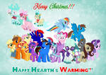 Merry Christmas and Happy Hearth's Warming 2018!!!