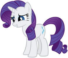 Rarity D'awwing by AndoAnimalia