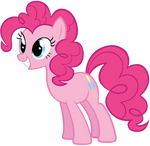 Pinkie Excited to Make New Friends
