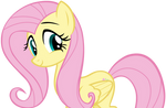 Fluttershy Smiling Affectionately