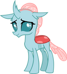 Ocellus Smiling Shyly