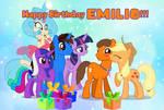Gift: Happy Birthday Dracorider19!!!