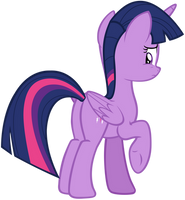 Twilight Sparkle Having Second Thoughts by AndoAnimalia