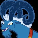 Grogar Chuckling Sinisterly