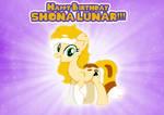 Gift: Happy Birthday Shonata!!!