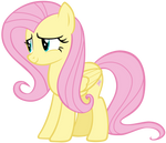 Fluttershy Smiling Sweetly