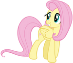 Fluttershy Walking By