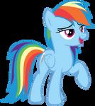 Rainbow Dash So Sure of Herself