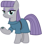 Maud Pie and Boulder