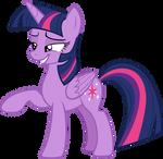 Twilight Sparkle Flattered
