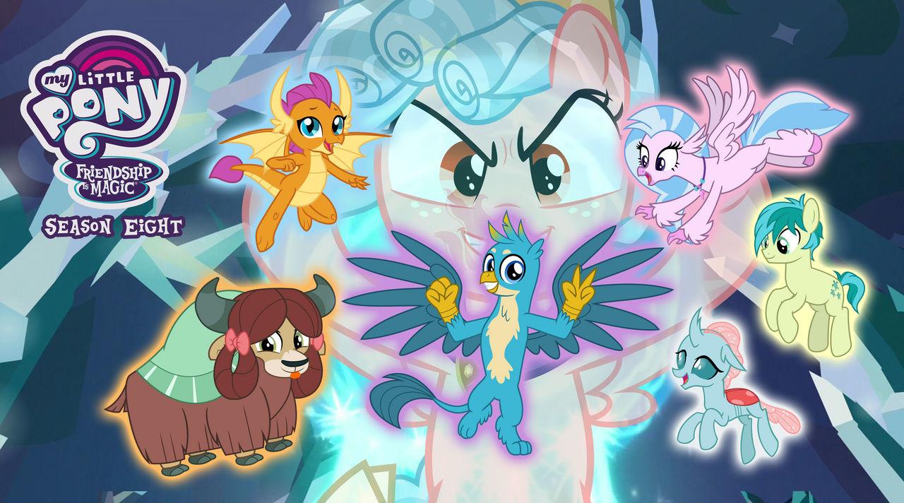 My Little Pony: Friendship is Magic Season 8 Final