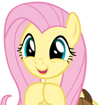 Fluttershy with two T's
