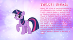 Twilight Sparkle Bio by AndoAnimalia