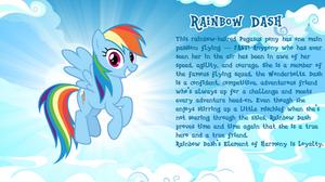 Rainbow Dash Bio