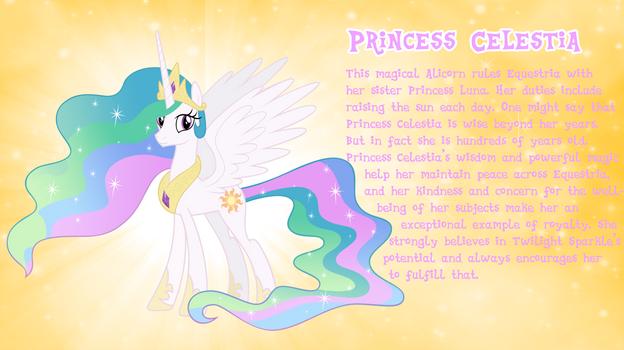 Princess Celestia Bio