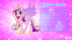Princess Cadance Bio by AndoAnimalia