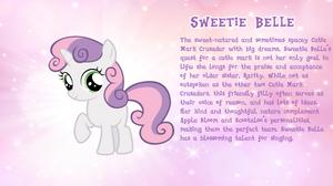 Sweetie Belle Bio