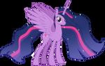 Princess Twilight Sparkle without Regalia