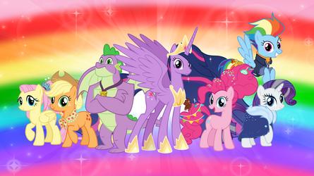The Future Mane Seven (Council of Friendship)