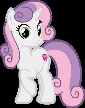 Older Sweetie Belle