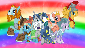 The Pillars of Olde Equestria