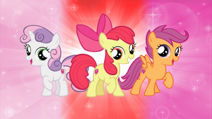 The Cutie Mark Crusaders Got Their Marks