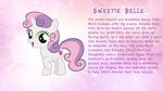 Sweetie Belle Bio 2 by AndoAnimalia