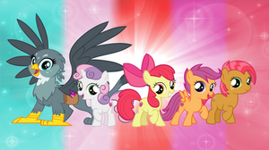All The Cutie Mark Crusaders