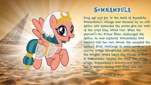Somnambula Bio