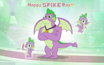 Spike Day 2020