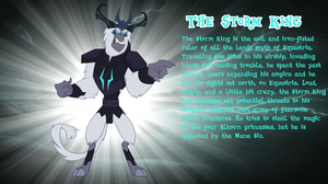 The Storm King Bio