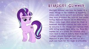 Starlight Glimmer (Evil) Bio