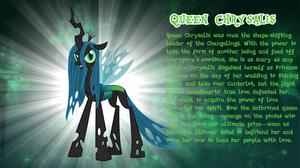 Queen Chrysalis Bio