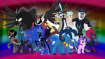 The Villains of My Little Pony