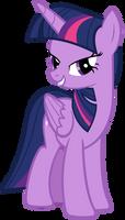 Twilight's Being a Little Flirty
