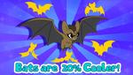 Bats Are 20% Cooler by AndoAnimalia